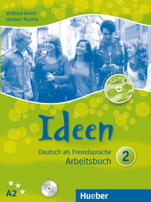 Ideen 2 Werkboek met 2 Audio-CDs bij het Werkboek + CD-ROM