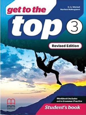 Get To The Top 3 Students Book: Revised Edition