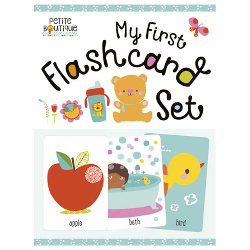 Petite Boutique: My First Flashcard Set