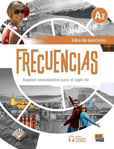 Frecuencias A2 - Libro de ejercicios (Libro + Extensión digital)