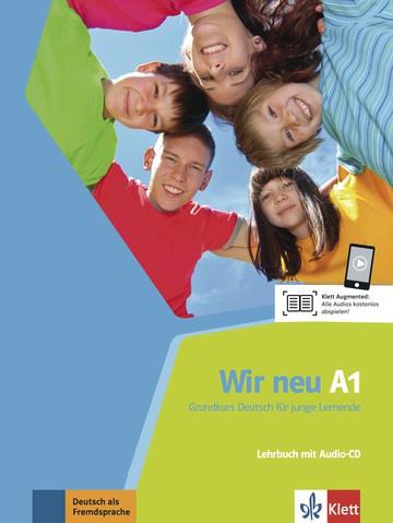 Wir neu A1 Lehrbuch met Audio-CD