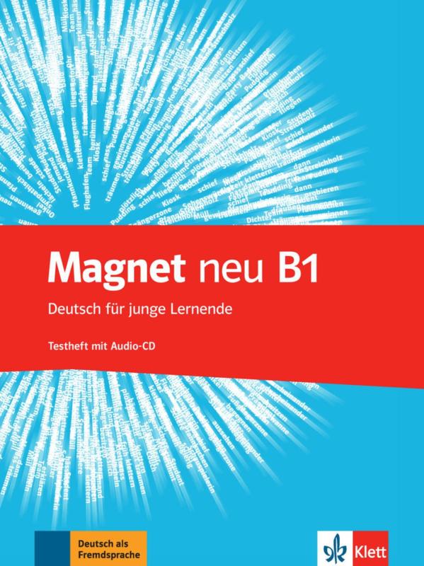 Magnet neu B1 Testheft met Audio-CD