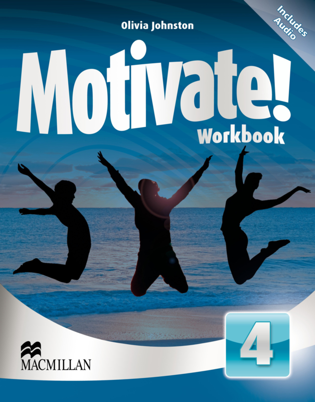 Motivate! Level 4 Workbook Pack