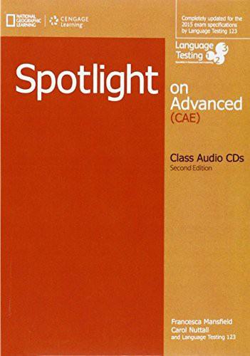Spotlight On Advanced Class Audio Cds