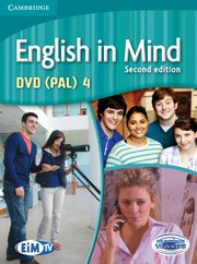 English in Mind Second edition Level4 DVD (PAL)