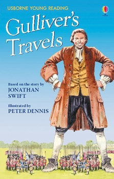 Gulliver's Travels + Audio CD