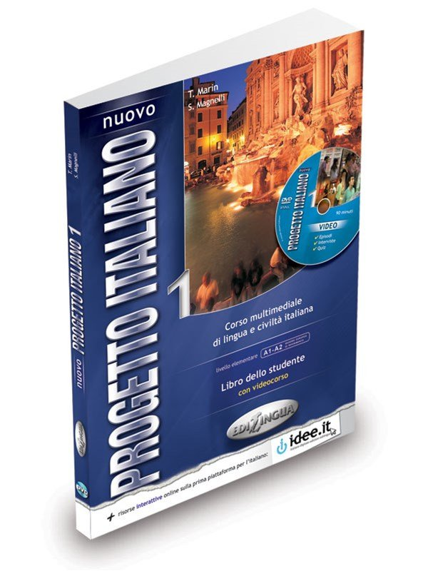 Nuovo Progetto italiano 1 SB + DVD