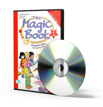 The Magic Book 1 Class Digital Book - Dvd