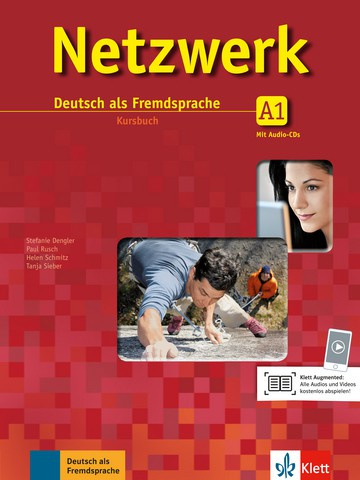 Netzwerk A1 Studentenboek met 2 Audio-CDs