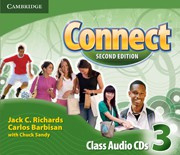 Connect Second edition Level3 Class Audio CDs (3)