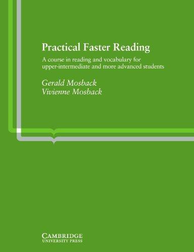 Practical Faster Reading Paperback