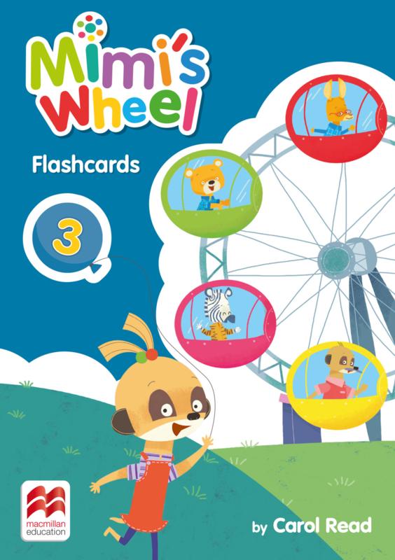 Mimi's Wheel Level 3 Flashcards