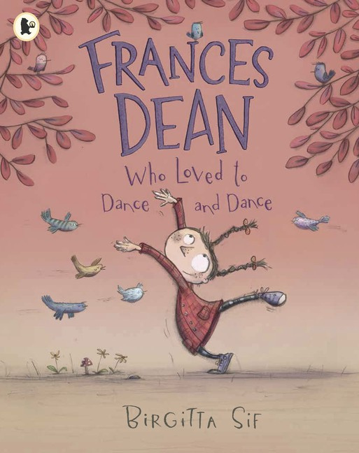 Frances Dean Who Loved To Dance And Dance (Birgitta Sif)