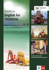 FLASH on English for TOURISM, Student's Book with downloadable MP3 Audio Files