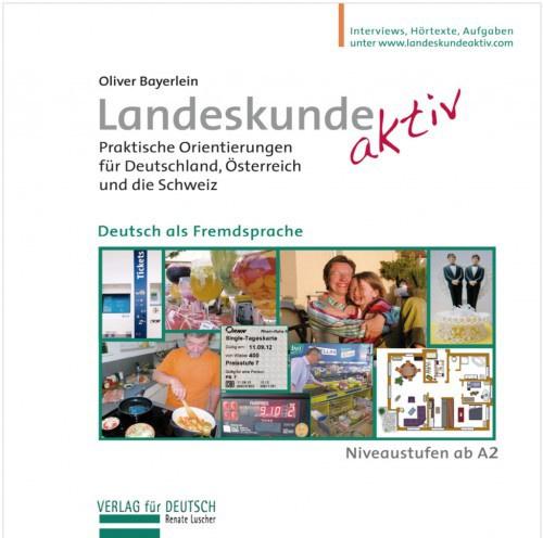 Landeskunde aktiv Audio-CD
