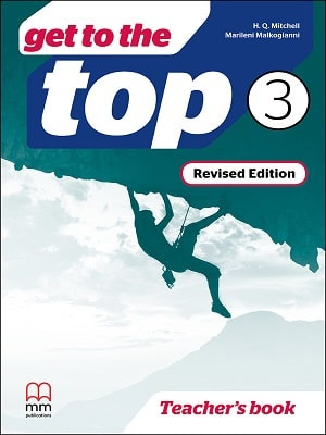 Get To The Top 3 Teachers Book: Revised Edition