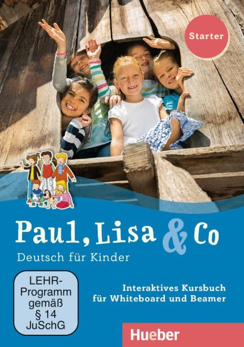 Paul Lisa & Co Starter Interactief Studentenboek DVD-ROM