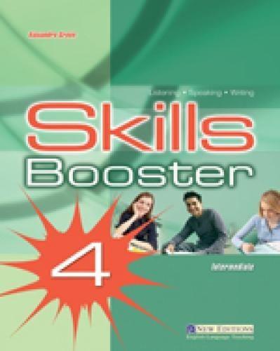 Skills Booster 4 Intermediate Student's Book teen