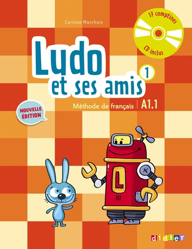 Ludo et ses amis 1 A1.1 - Carte de téléchargement enseignant, 1 code