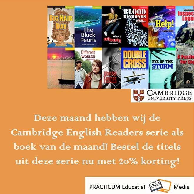 Cambridge Boek van de Maand