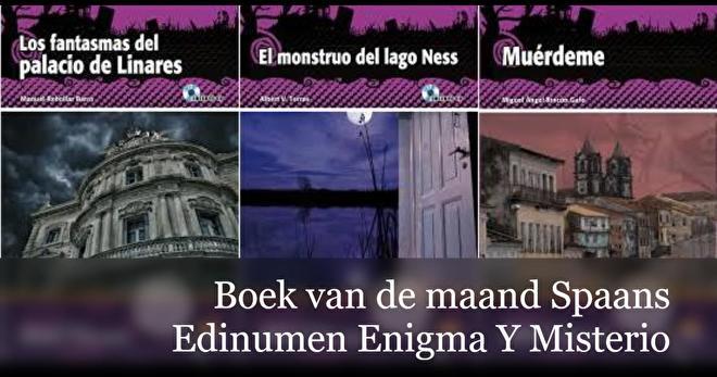 Boek van de maand Spaans