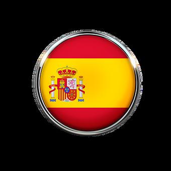 Spanje 3D, Vlag, De Vlag Van Spanje, Spanje, Land