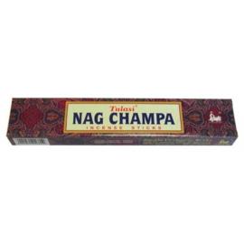 Tulasi Nag Champa Wierook