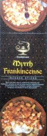 Myrrh Frankincense Wierook Darshan