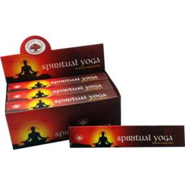 Spiritual Yoga Wierook - Green Tree