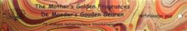 Herfstblaadjes Goud Wierook - de Moeder's Geuren