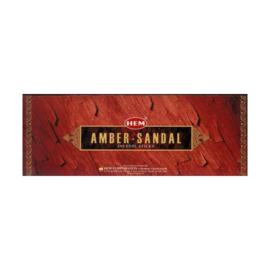 Amber Sandal HEM wierook