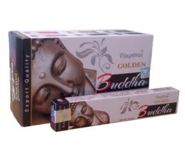 Golden Buddha Wierook
