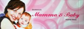 Mamma & Baby Wierook Darshan