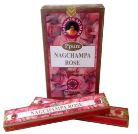 Nag Champa Rose wierook