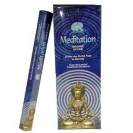 Meditation Wierook GR