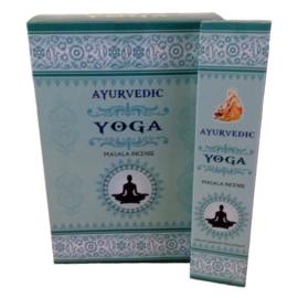 Ayurvedische Wierook - Yoga