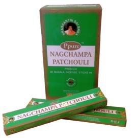 Nag Champa Patchouli wierook
