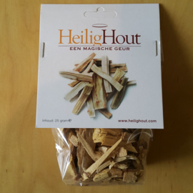 palo santo snippers (25 gram)