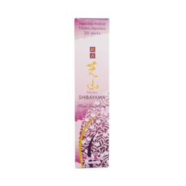 Meiko Shibayama (Floral Sandalwood) Wierook - Quality Collection