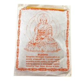 Tibetaans Wierookpoeder - Boeddha