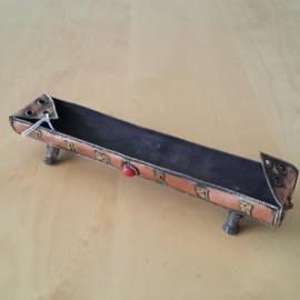 Metalen Tibetaanse Wierook Brander (21 cm)