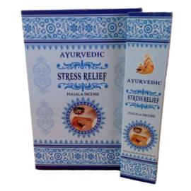 Ayurvedische Wierook - Stress Relief