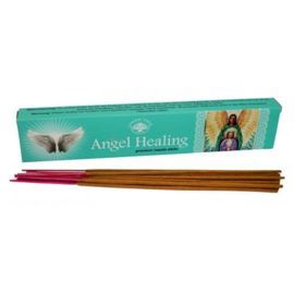 Angel Healing Wierook - Green Tree