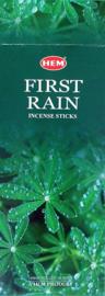 First Rain HEM wierook