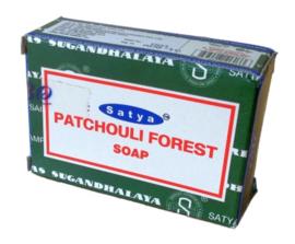 Patchouli Forest Zeep Satya