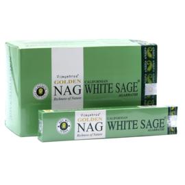 Golden Nag White Sage Wierook