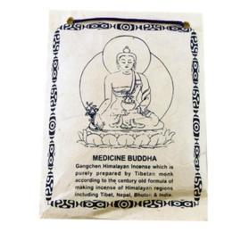 Tibetaans Wierookpoeder Medicijnboeddha