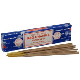 Satya Nag Champa Agarbatti Wierook (40 gram)