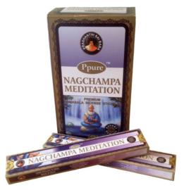 Nag Champa Meditation wierook