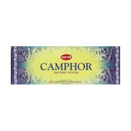 Camphor HEM wierook